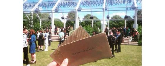 BURBERRY Invitation